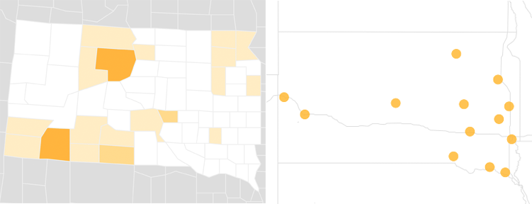 South Dakota snapshot